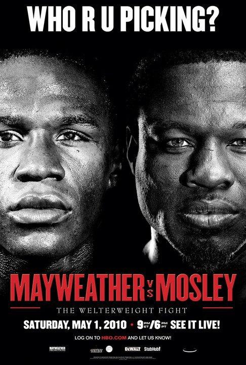 Floyd Mayweather Jr. vs. Shane Mosley