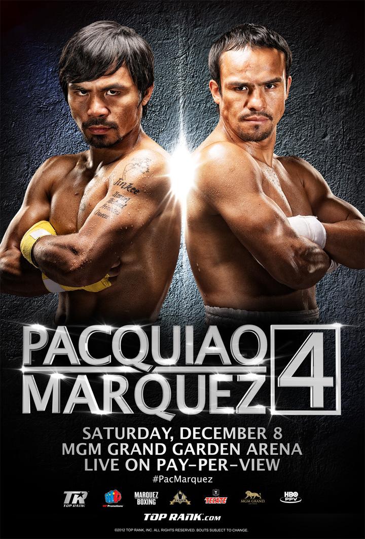 Manny Pacquiao vs. Juan Manuel Marquez 4