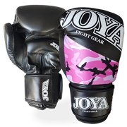 Joya Men's 035A Top One Gloves - Pink Camo, 6 oz