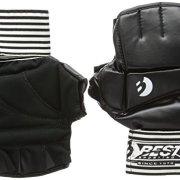 Best Sport Ball Gel Competition Gloves - Black, X-Large