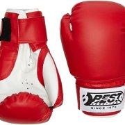 Best Sport Kid's Boxing Gloves - Red, 6 oz