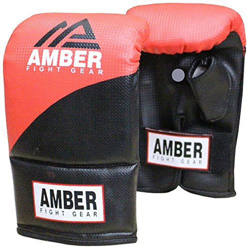 Amber Fight Gear Boxing Bag-Multi-Colour, X-Small
