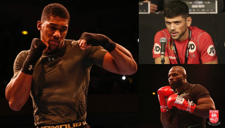 Anthony Joshua Joe Cordina