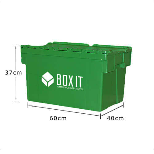 Box measures to store and store clothes