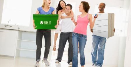 Cómo ayudar a un amigo a mudarse