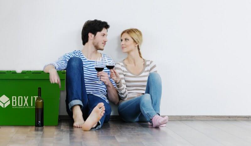 mudarse a vivir en pareja