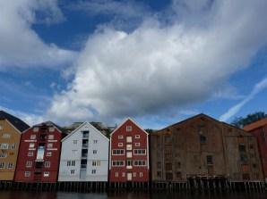 Trondheim's cool buildings