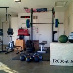 Crossfit Garage Gym Awesome Home Setups Ideas