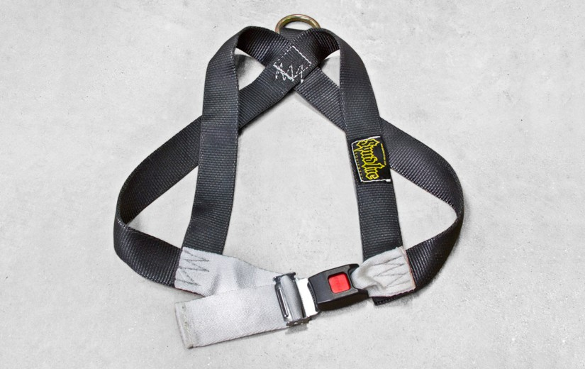 Crossfit sled harness