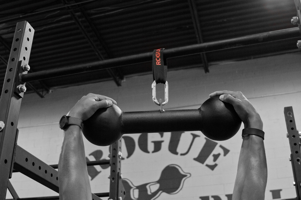 Dog bone for grip strength Crossfit
