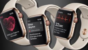 apple watch crossfit ecg