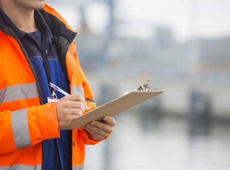 Certified Marine Surveyor