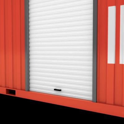Custom Roll Up Door
