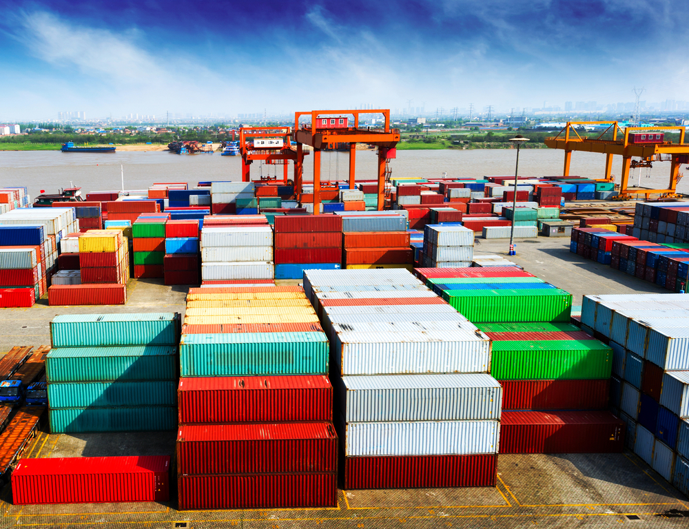 where are containers from