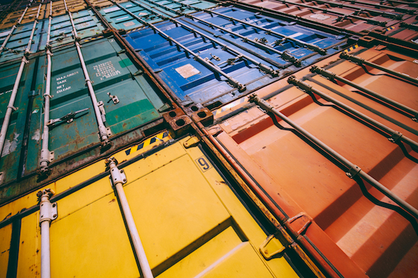 Differences in container grades