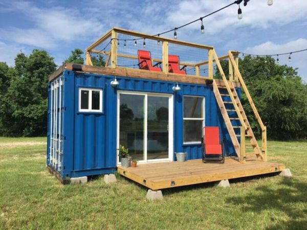 affordable container playhouse for kids