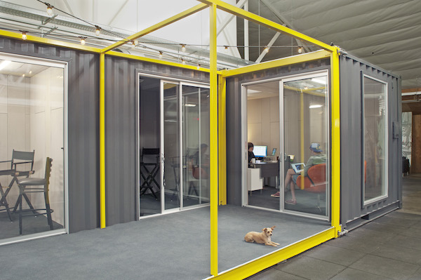 container office conversion