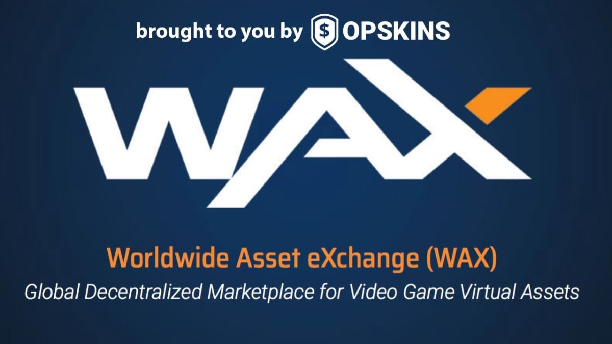 WAX Token Review - Decentralized Gaming Exchange