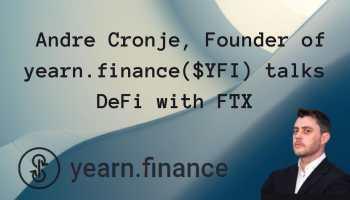 Andre Cronje of yearn.finance ($YFI) talks DeFi