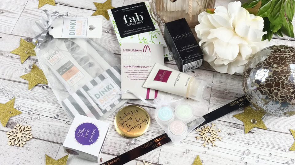 Little Known Box October 2016