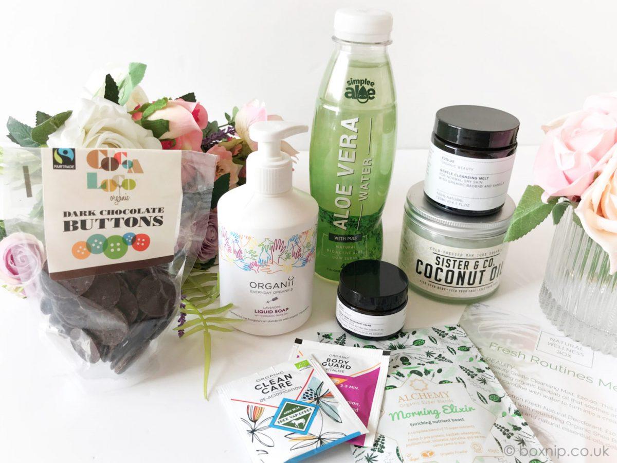 May Natural Wellness Box