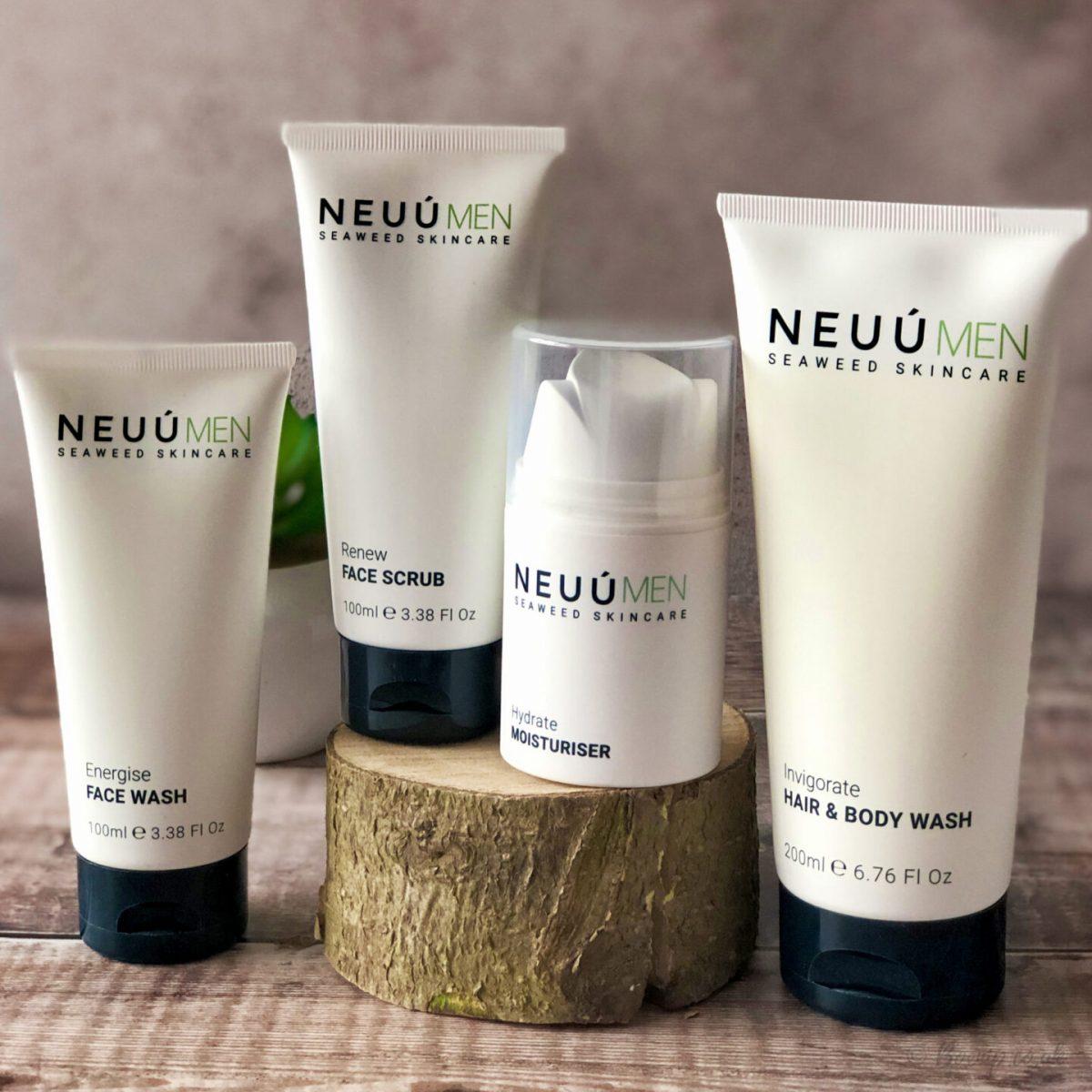 NEUÚ Seaweed Skincare
