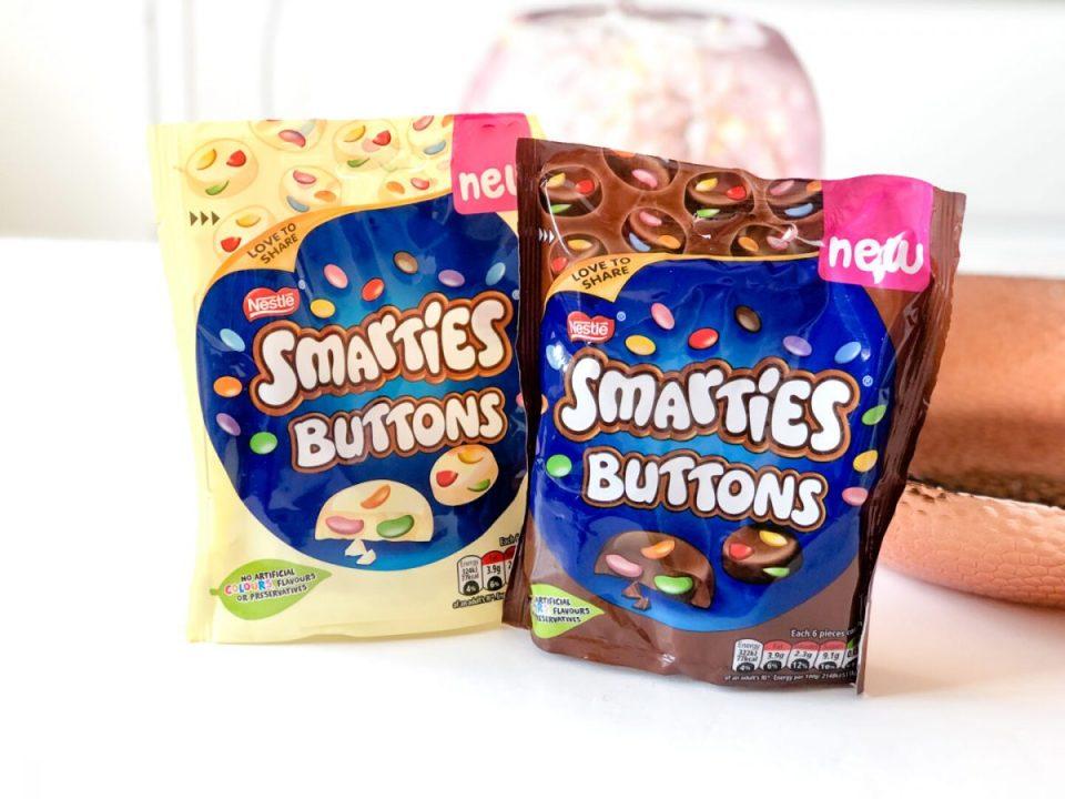 Smarties® Buttons - March 2020 Degusta Box