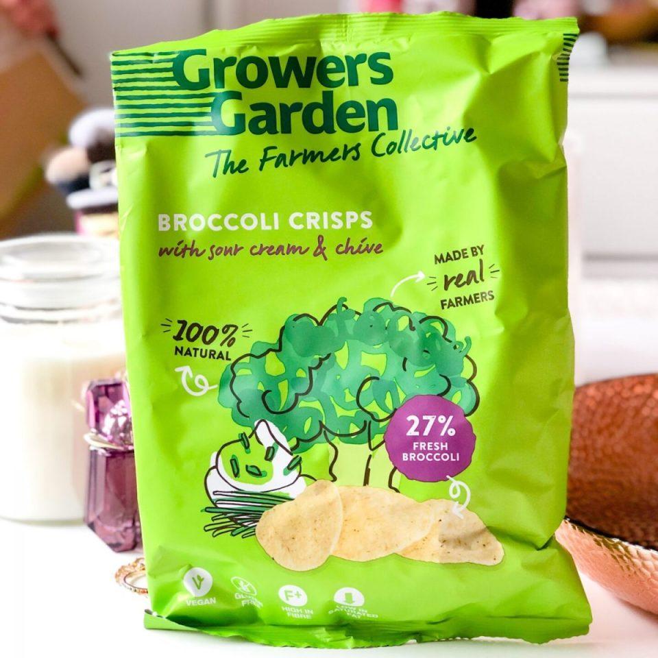 Growers Garden Fresh Broccoli Crisps - April 2020 Degusta Box