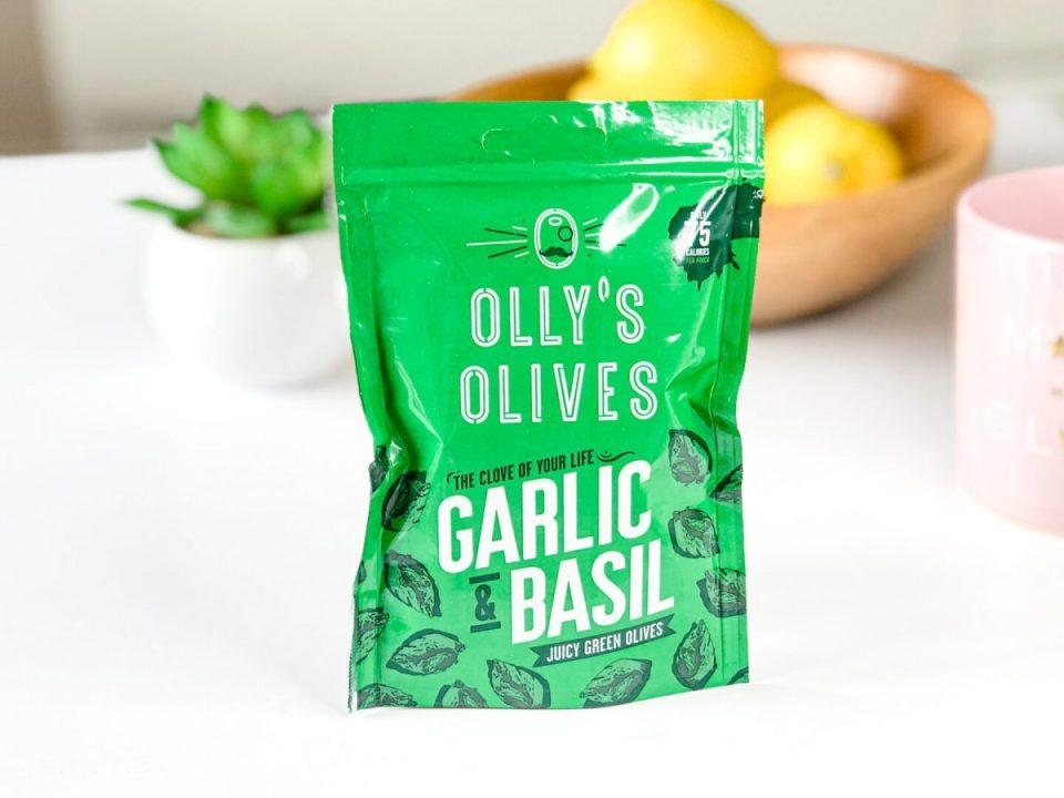 Olly's Olives - June 2020 Degusta Box