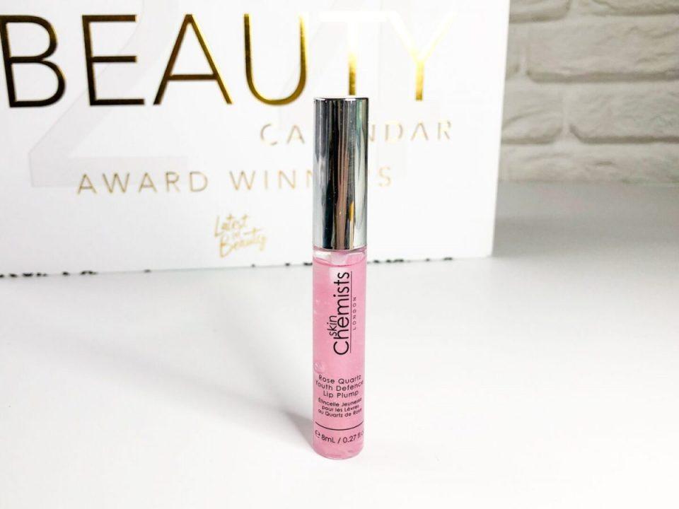 Skin Chemists Rose Quartz Youth Defence Lip Plump - Beauty Calendar: The Award Winners