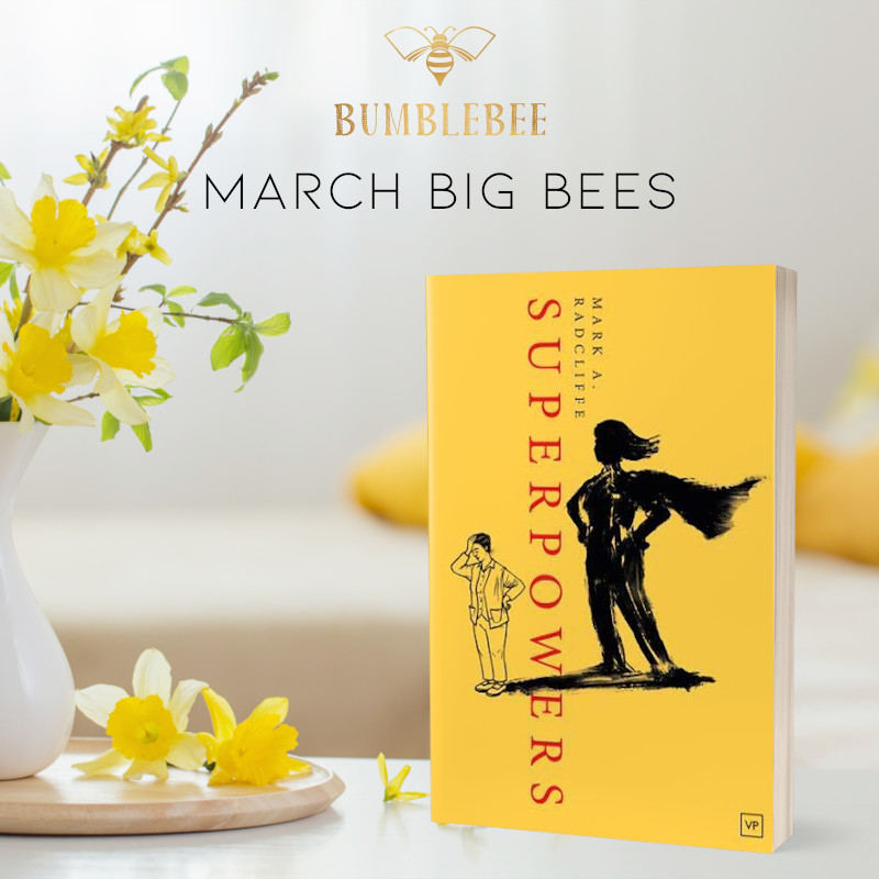 March's Book For Adults From Bumblebee