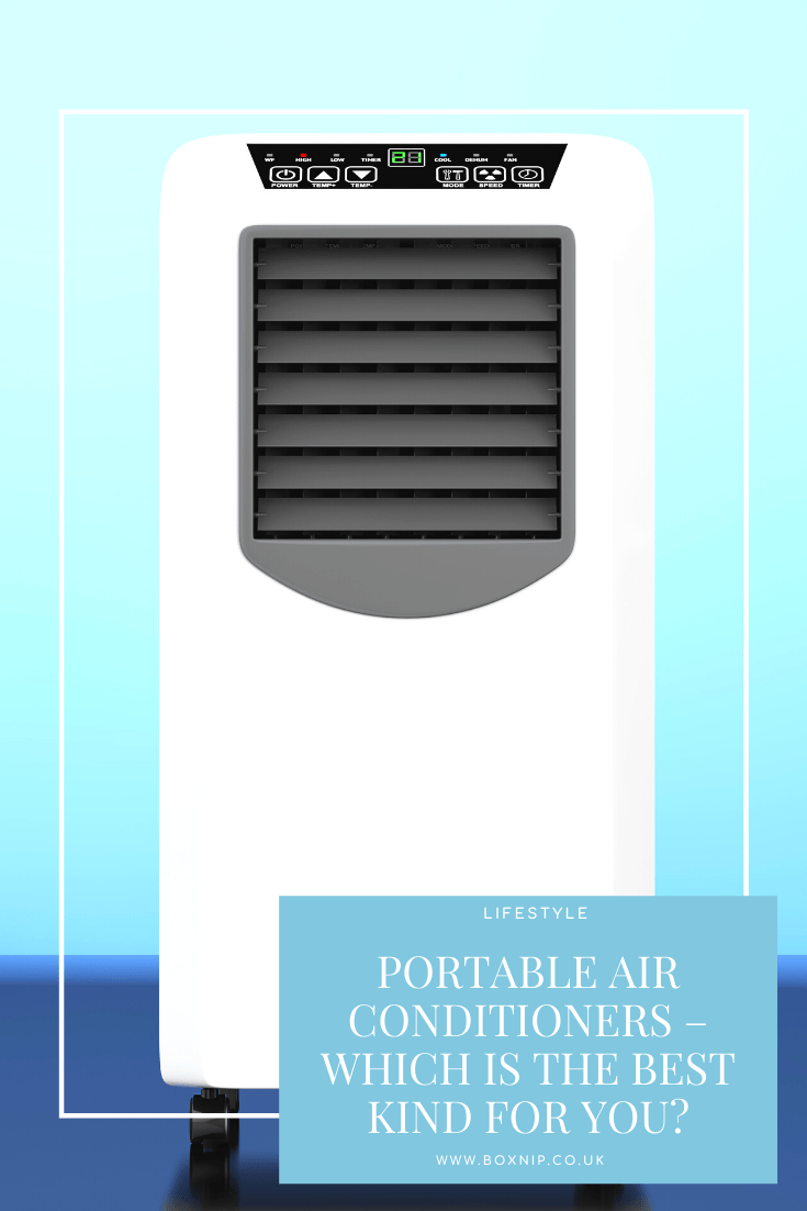 Portable Air Conditioners – Which Is the Best Kind for You? - PIN THIS