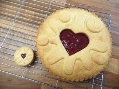 Choice Of Two Giant Biscuit Cake Moulds From MoldyFun