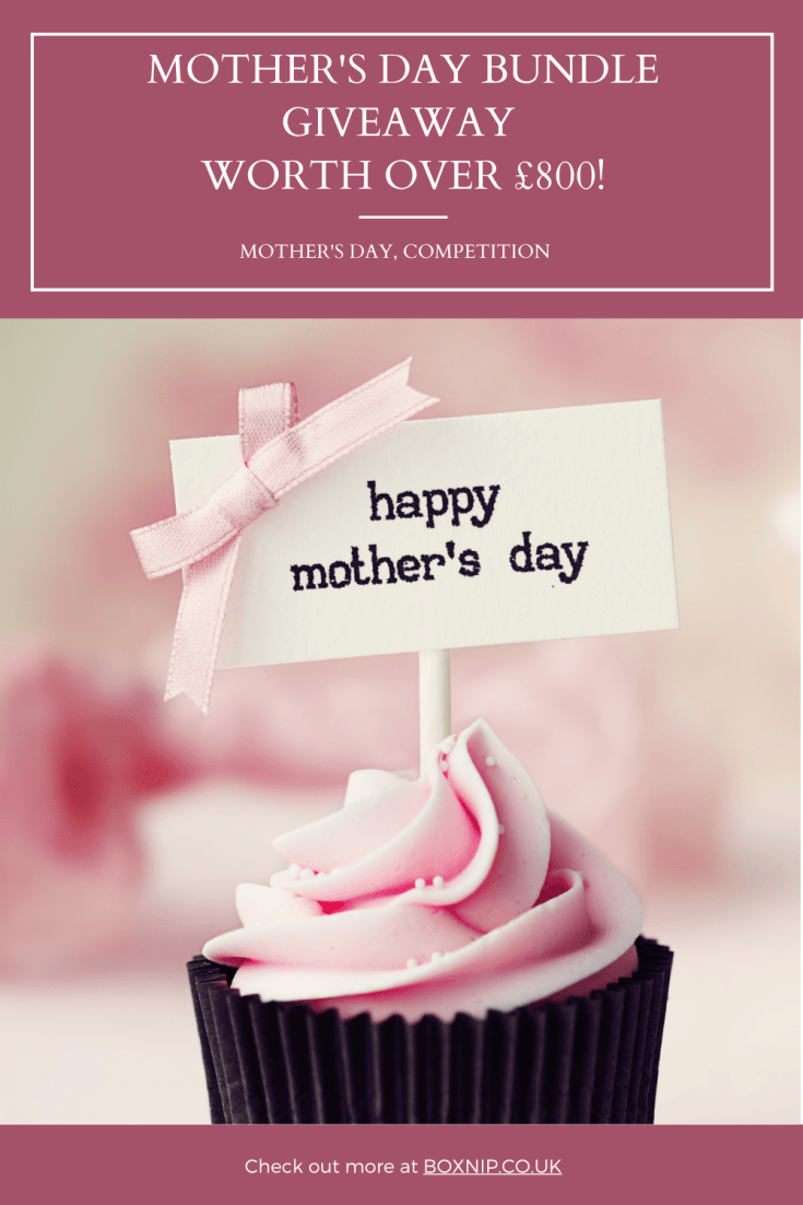 Mother's Day Bundle Giveaway Worth Over £800!