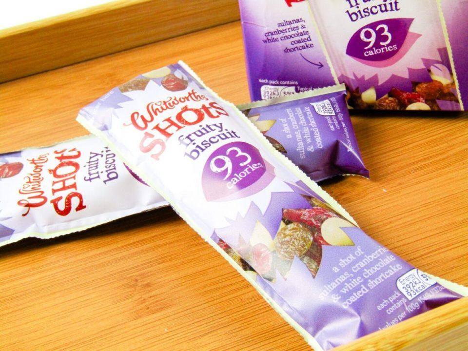 Whitworths Shots Fruity Biscuits - Degusta Box January 2021