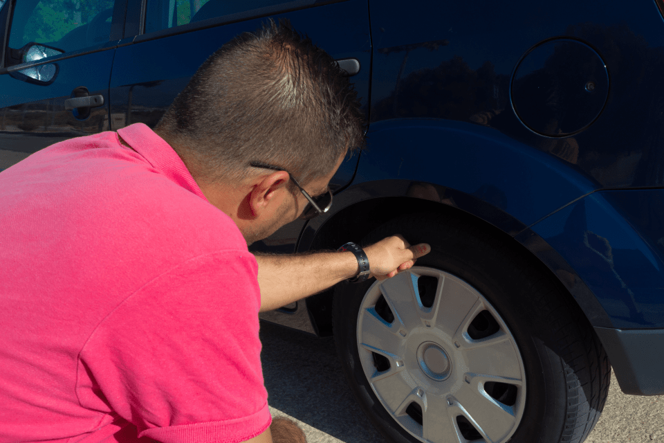 How to Check or Inspect Your Tyre Condition