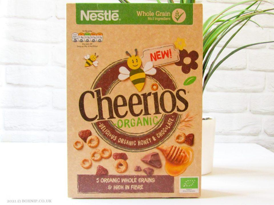 CHEERIOS® Organic Honey & Chocolate - Degusta Box for March 2021 – What's In the Box?