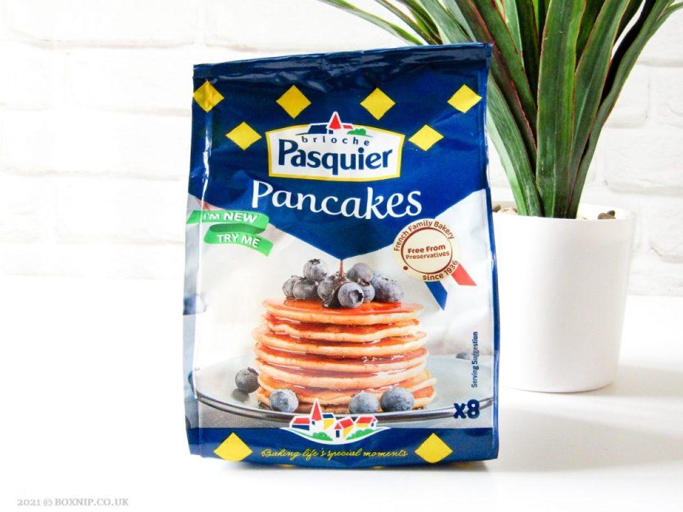 Brioche Pasquier Pancakes - Degusta Box for April 2021