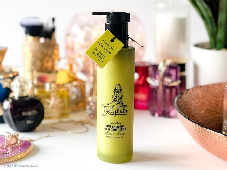 Anti-bacterial Lime & Mango Hand Moisturiser - Bettyhula - Pomelo Box