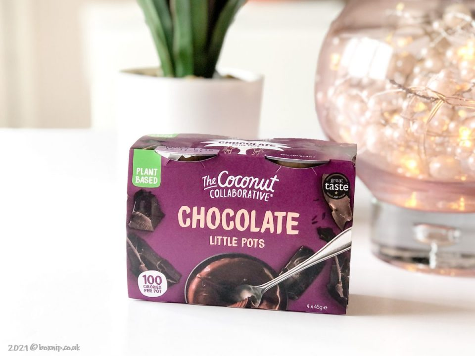 The Coconut Collaborative Little Choc Pots