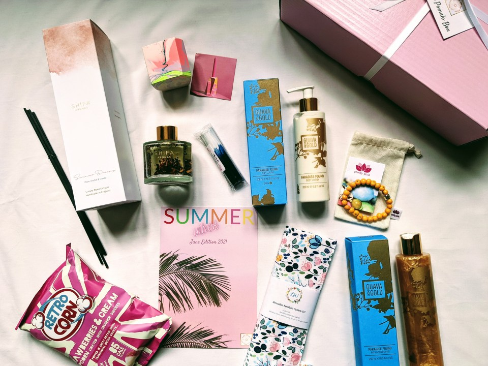 Summer Vibes Pomelo Box - Available now!