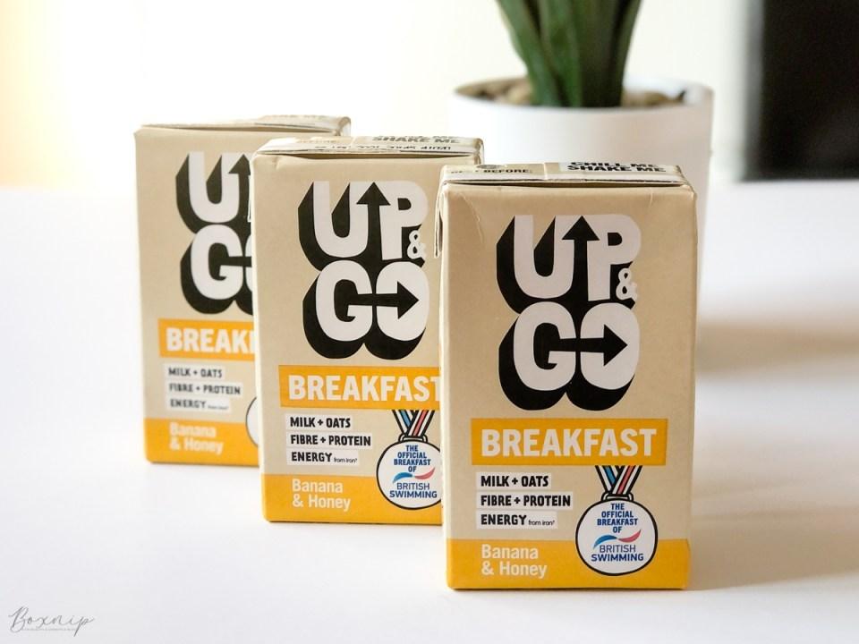 UP & GO Breakfast Drinks