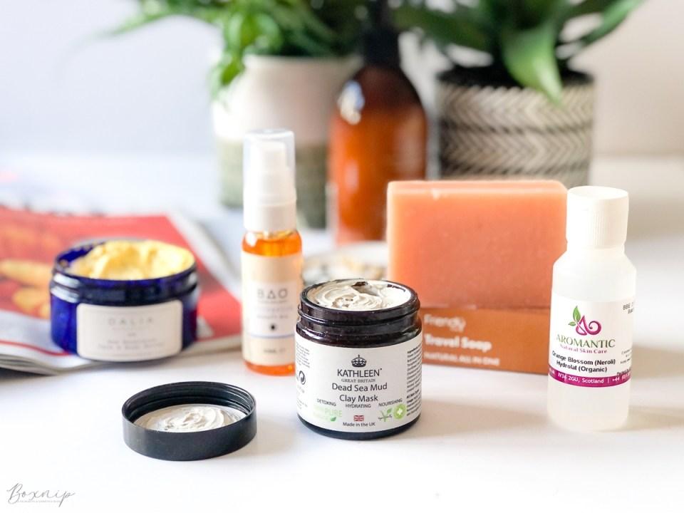 The Natural Beauty Box 'Replenish' Edit