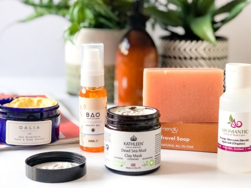 6 reasons to subscribe to the natural beauty box.