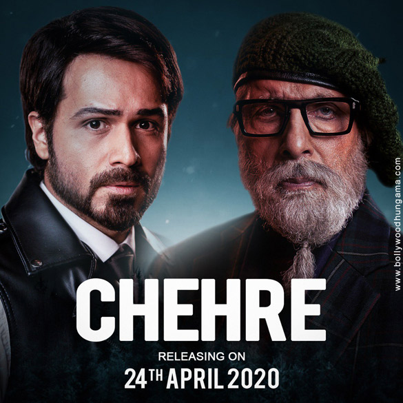 Amitabh Bachchan Will Head To Europe Next Week To Shoot For Chehre