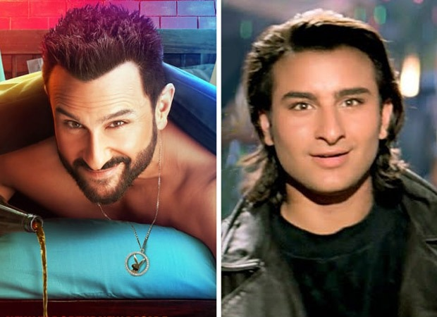 Saif Ali Khan's Classic Ole Ole To Get A Modernised Twist In JAWAANI JAANEMAN