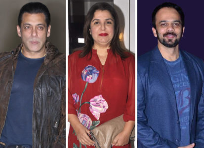 BREAKING: Salman Khan In Farah Khan & Rohit Shetty's HUM PAANCH Which Is NOT Satte Pe Satta Remake?