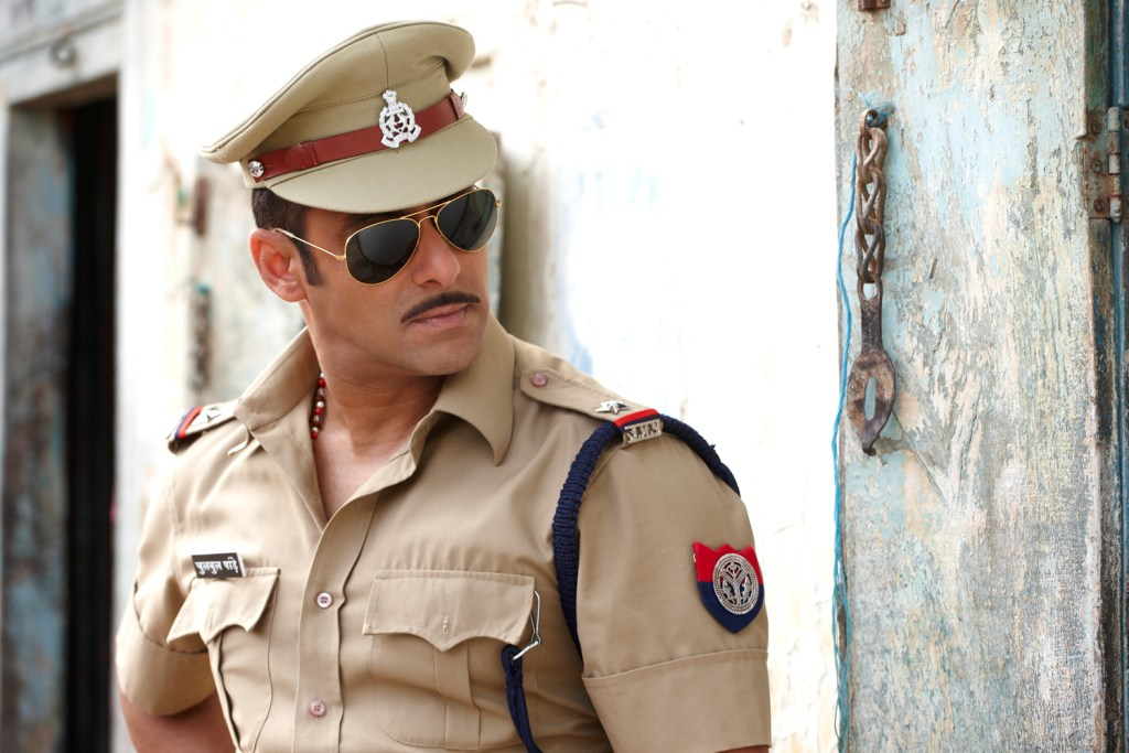 Salman Khan To Be A Cop In Radhe But With A Very Interesting Twist