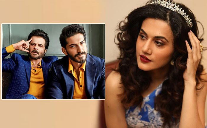 Taapsee Pannu REVEALS Her Conversation With Harshvardhan Kapoor After The 'Nepotism' Controversy