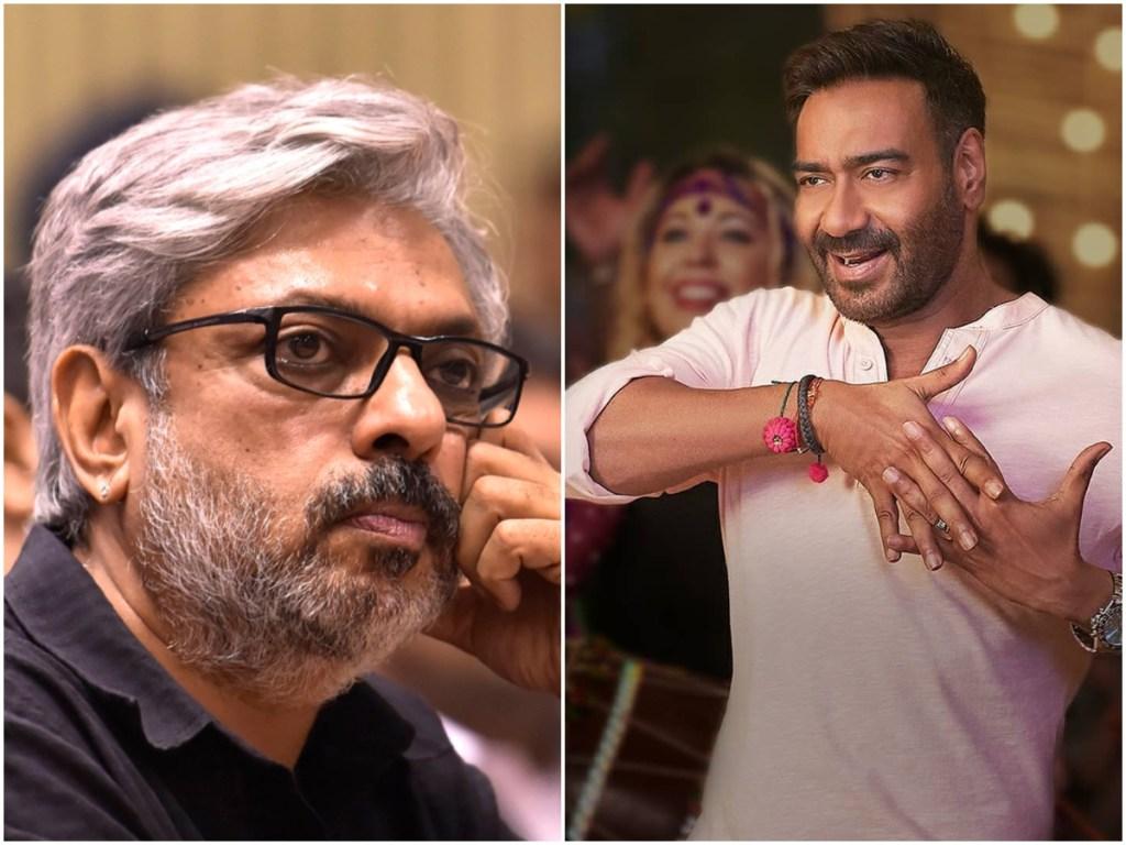 Ajay Devgn Rejects Sanjay Leela Bhansali's Offer!